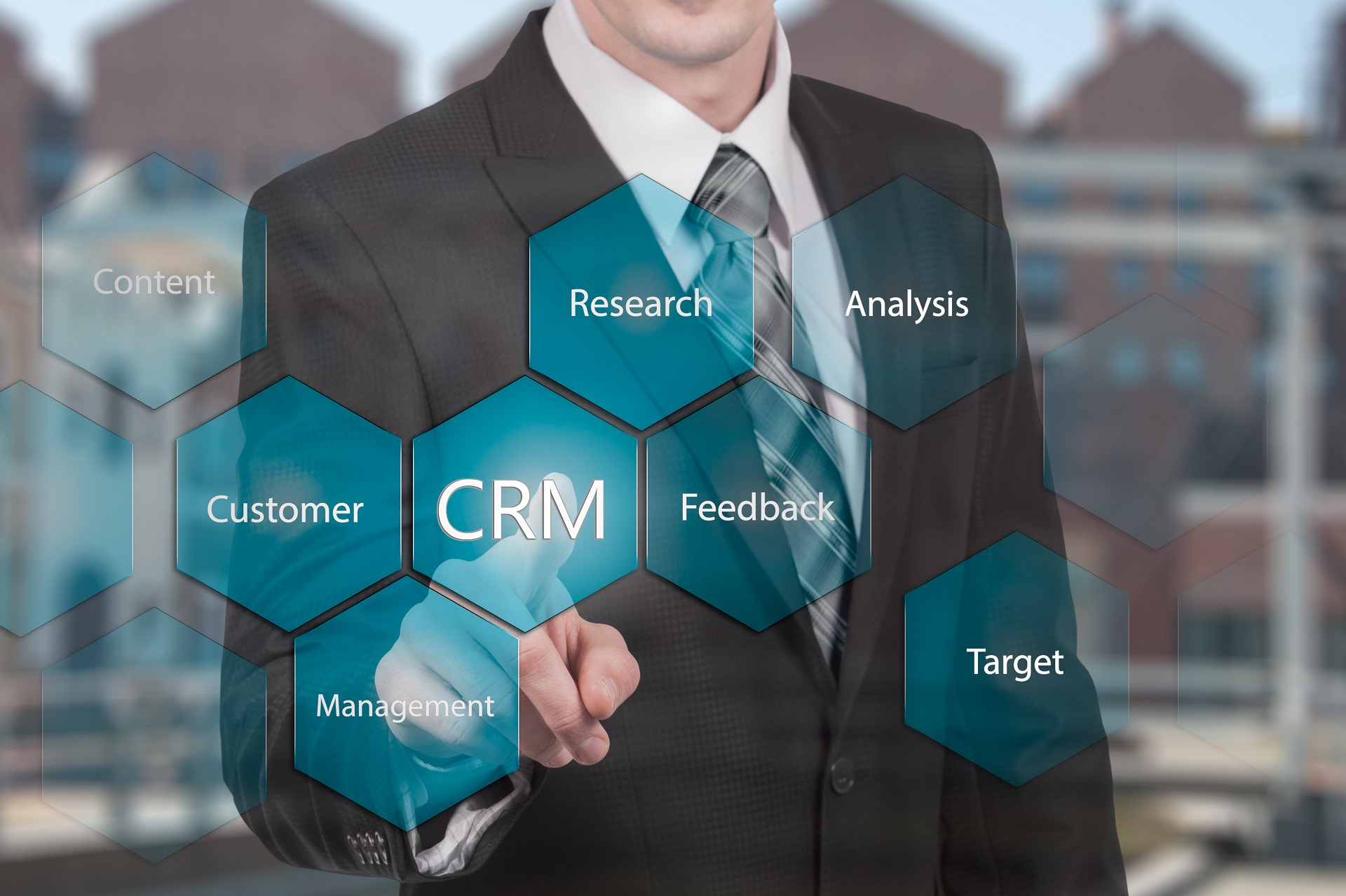 Easy for the non-technically minded to create business process in RAALINK CRM